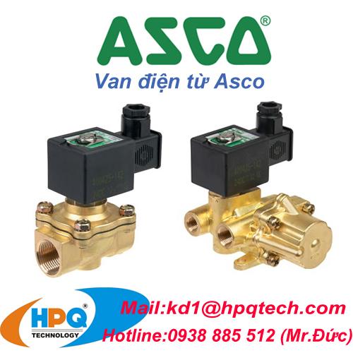 Van điện từ Asco | Xy Lanh Asco | Asco Việt Nam