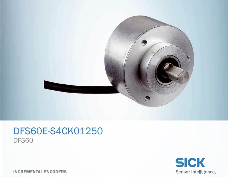 Bộ mã hóa vòng quay (encoder) DFS60E-S4CK 01250