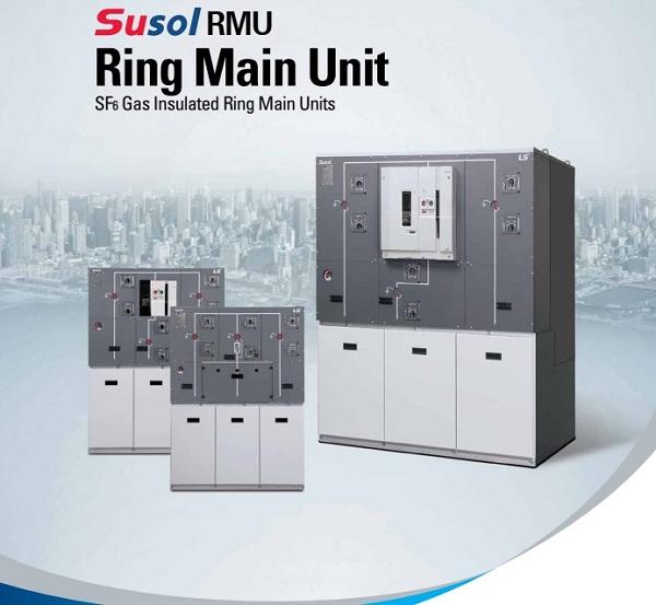 Phân phối tủ điện trung thế (RMU) LS