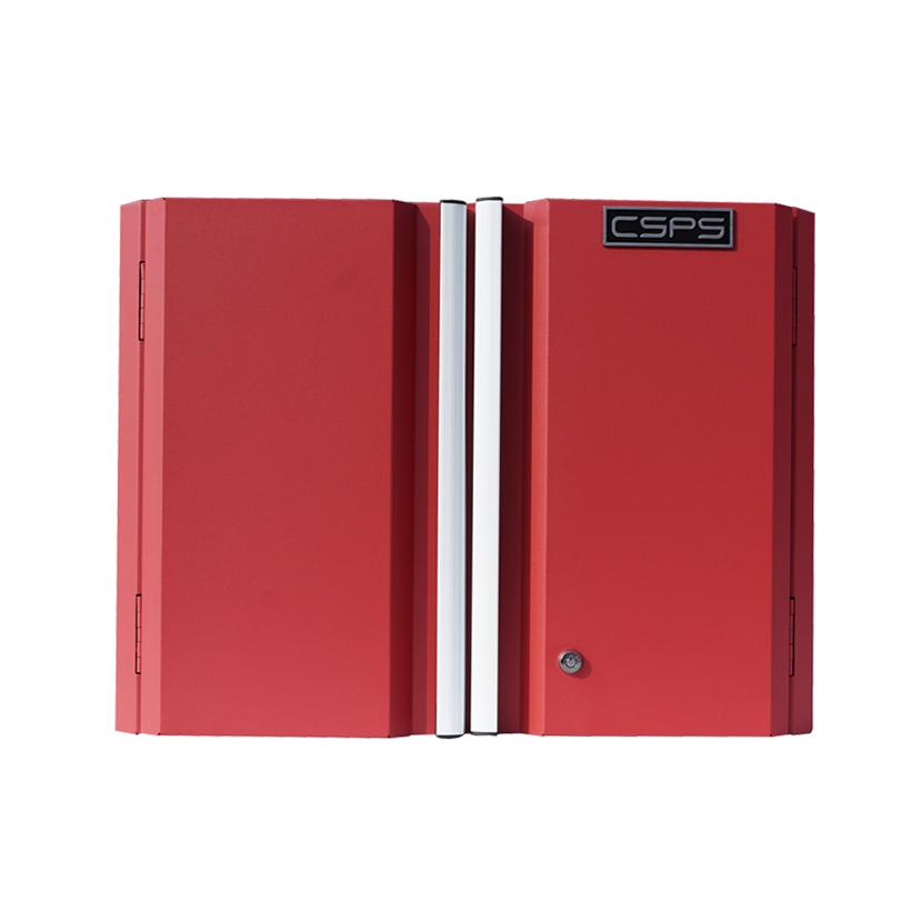 Tủ dụng cụ treo tường CSPS đen/đỏ 61 cm - 1 ngăn