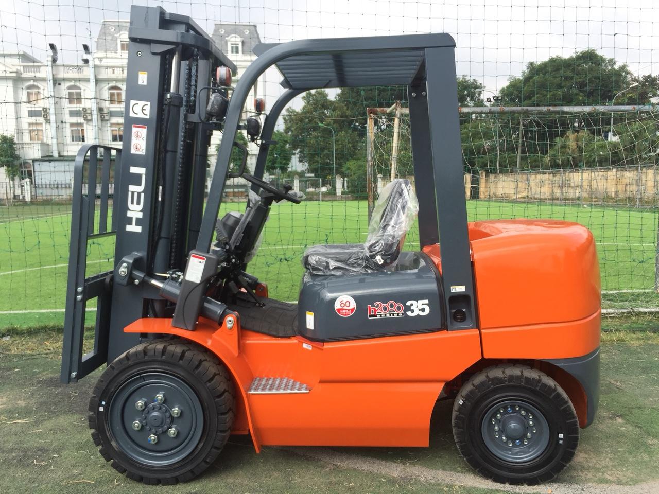 Xe nâng HELI - Model H2000 Series