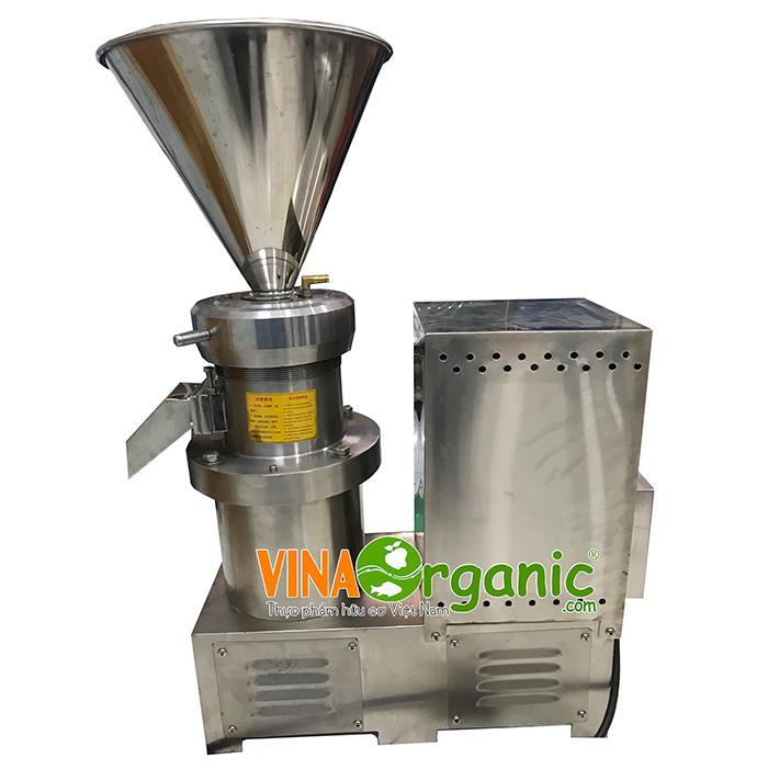 Máy nghiền mịn VinaOrganic chất lượng cao