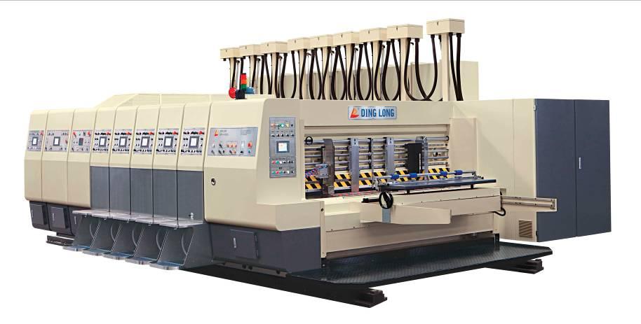 Dây chuyền máy in tự động INOVA-TP1224