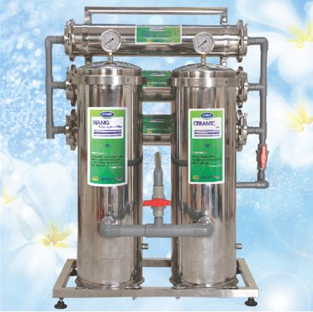Thiết bị xử lý nước đầu nguồn HT-1000