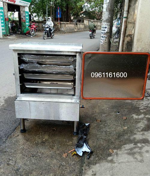 Tủ nấu cơm điện 4 khay