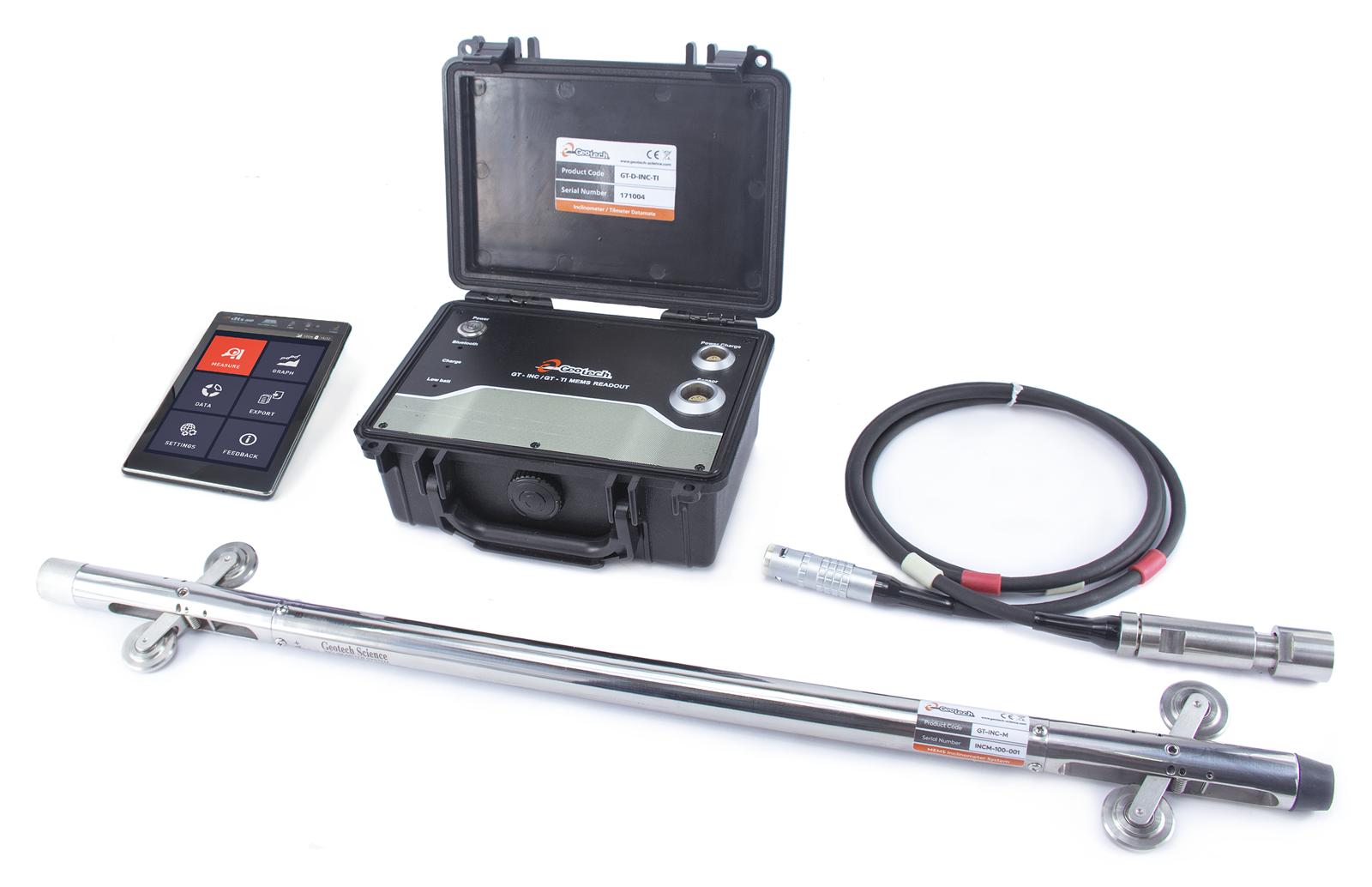 Bộ đo nghiêng Inclinometer Geotech GT-INC-M