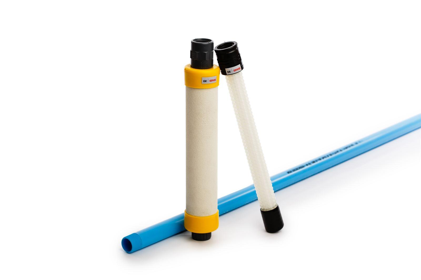 Đầu đo áp lực nước dạng ống đứng Geosense UK