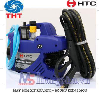 Máy bơm xịt rửa HTC HT1800W