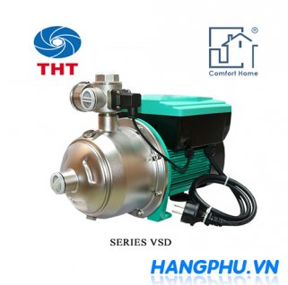 Bơm tăng áp biến tần Comfort Home VSD403 -0.75 kw/ 220V