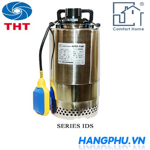 Máy bơm chìm hút nước thải COMFORT HOME IDS100A 0.75KW