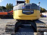 Máy khai thác gỗ Komatsu PC158US