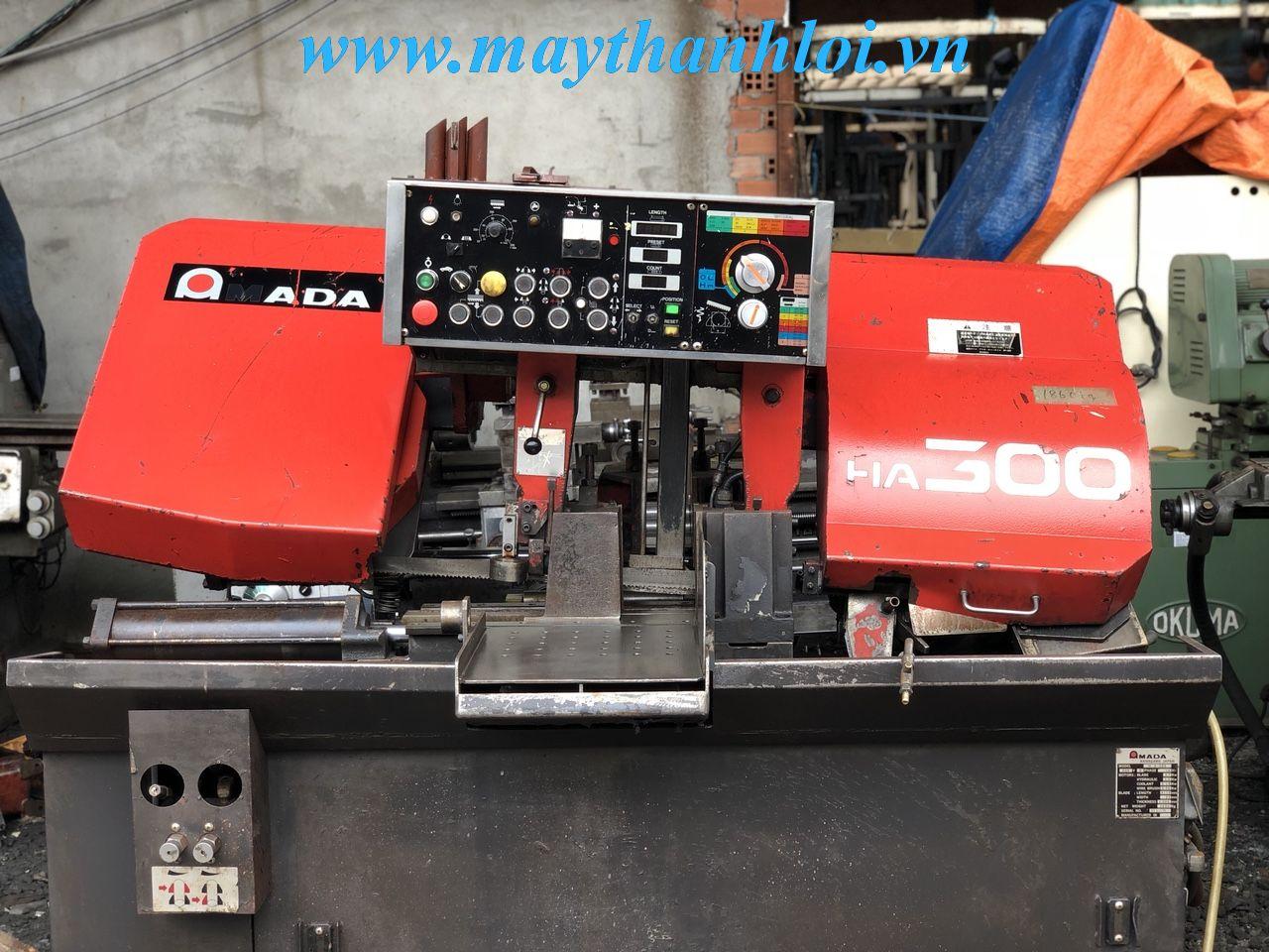 Máy cưa AMADA HA-300