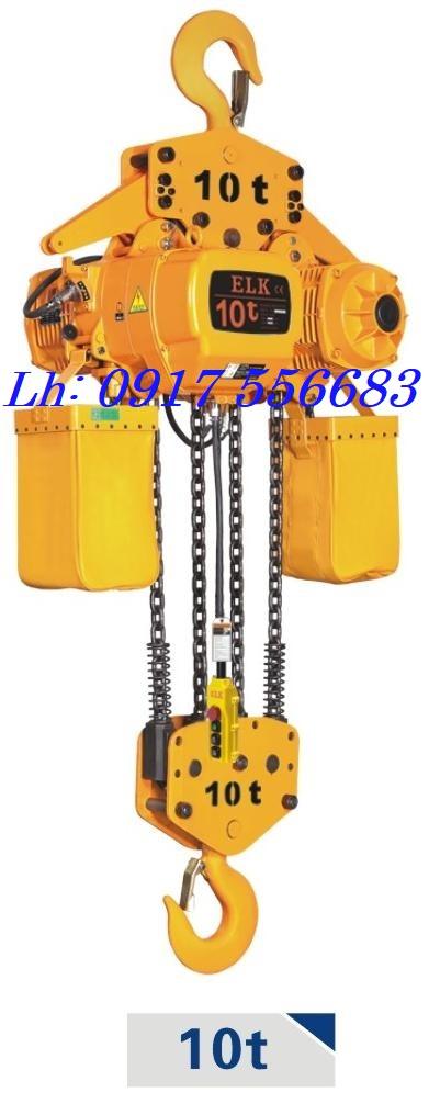Pa lăng xích điện ELK Kaidao 7.5 tấn cố định (Mã hiệu HKD07503S)