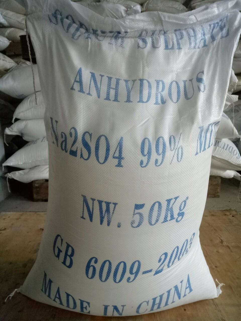 Hóa chất Na2SO4 - Sodium sulphate
