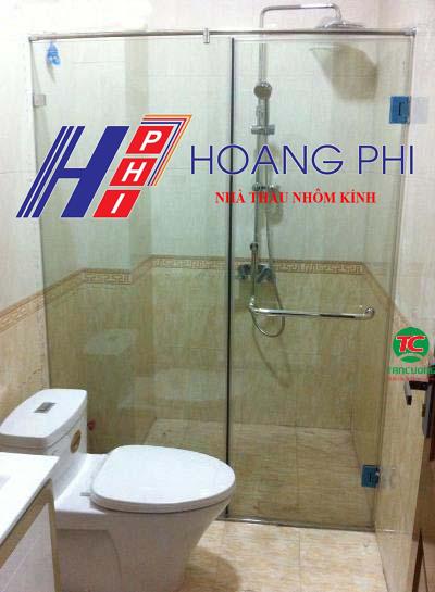 Cabin tắm - Vách kính tắm
