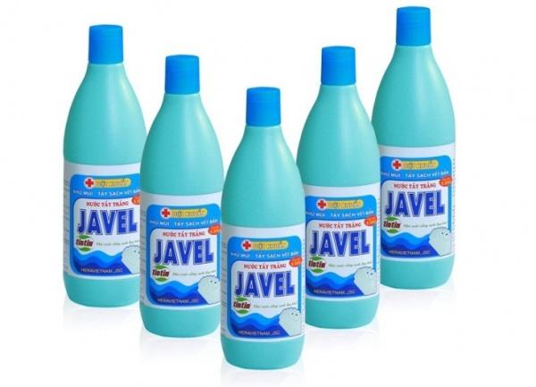Tẩy trắng Javel (NaClO Sodium Hypochloride)