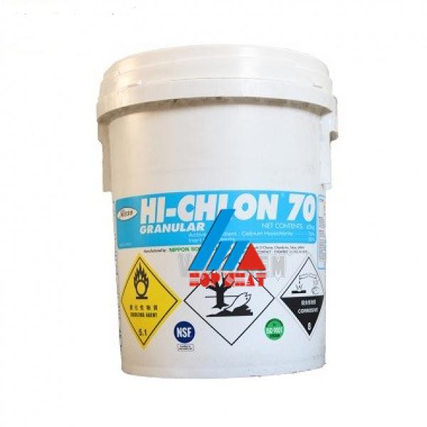 Chlorine Hi-Chlon Ca(OCl)2 70%