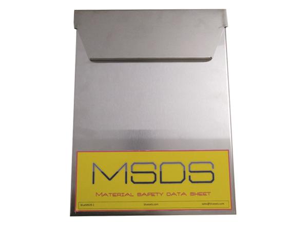 Hộp đựng tài liệu MSDS