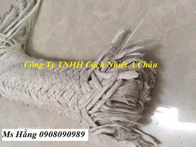 Dây amiang dạng sáp sợi tròn xoắn 50kg 1 bao