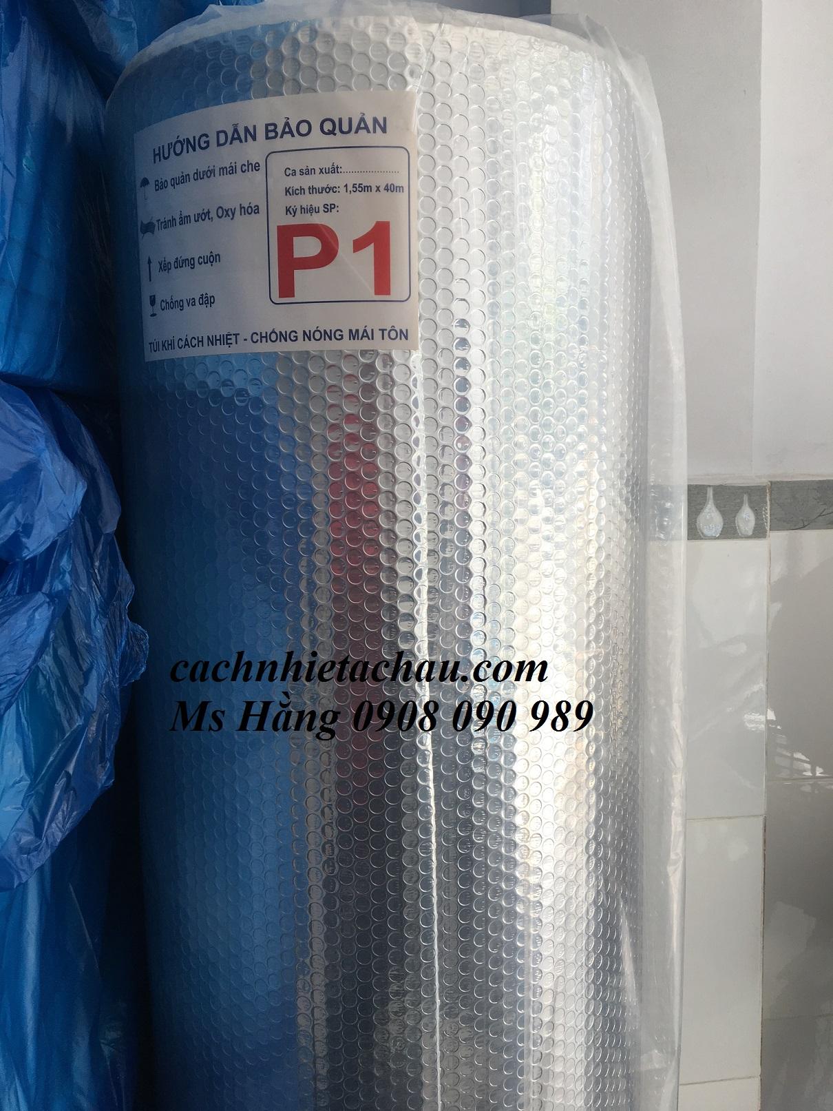 Túi khí cách nhiệt, chống nóng, chống oxi hoá