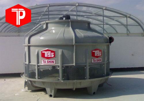 Tháp giải nhiệt nước tròn TASHIN TSH-150~350