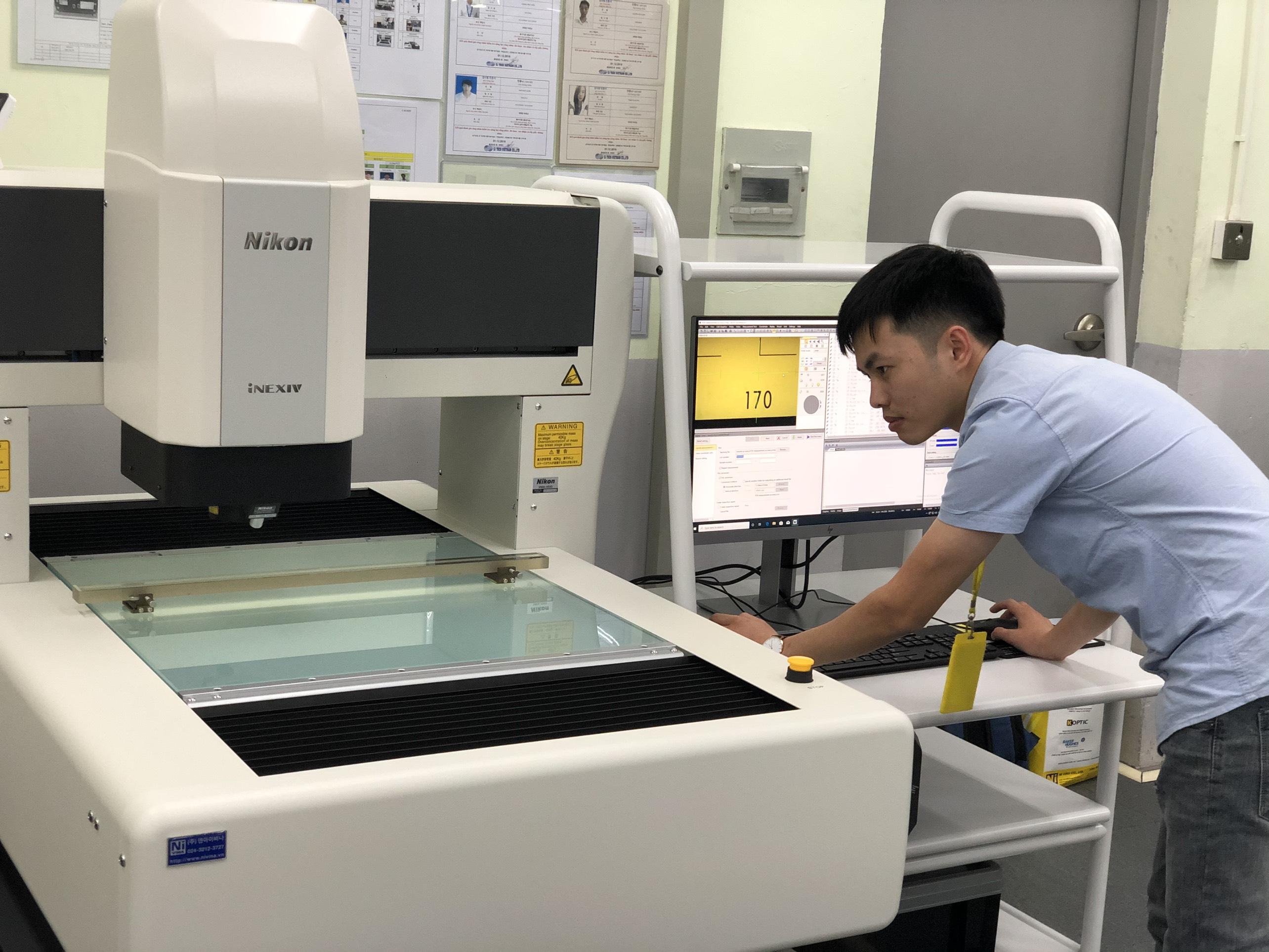 3D Vina – Trung tâm bảo hành, sửa chữa, hiệu chuẩn cho máy đo Nikon