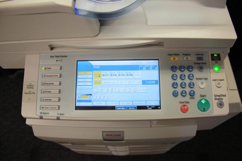 Máy photocopy Ricoh MP4001 - MP5001