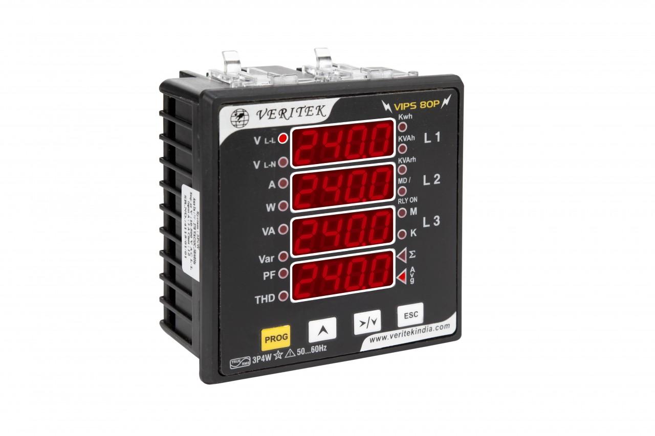 Đồng hồ đo đa chức năng VIPS80P