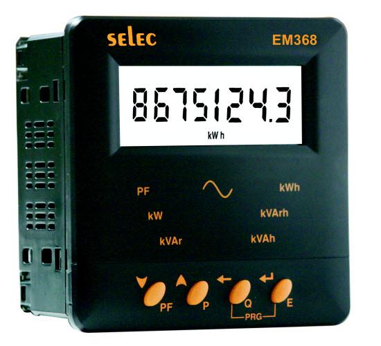 Đồng hồ đo năng lượng Selec EM368