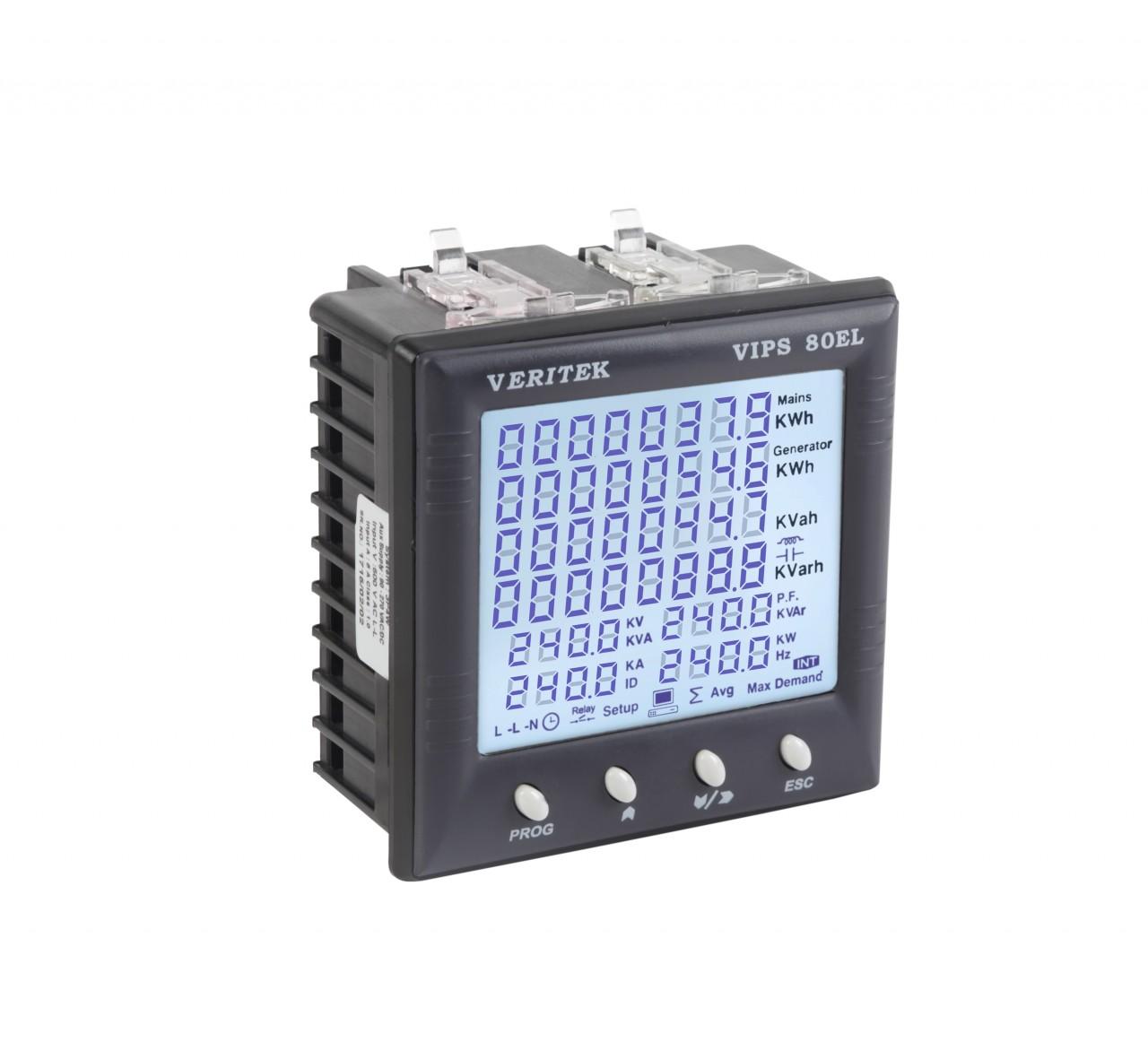 Đồng hồ đo đa chức năng VIPS80EL