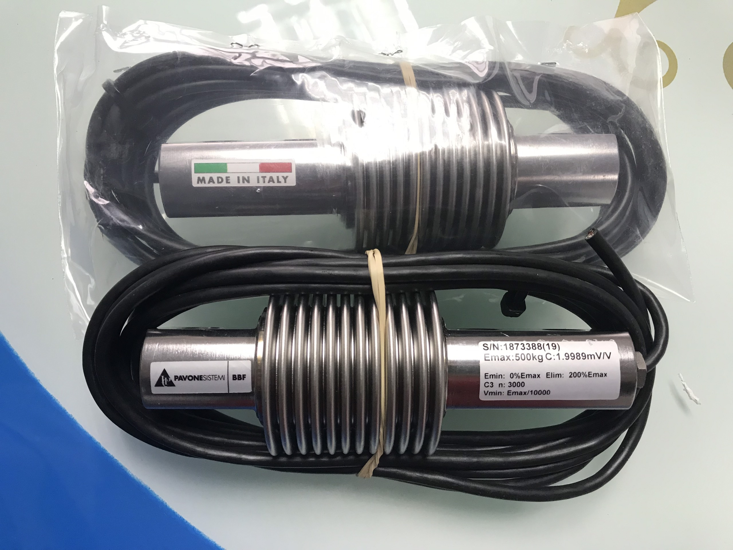 Load cell Pavone BBF-500 500kg