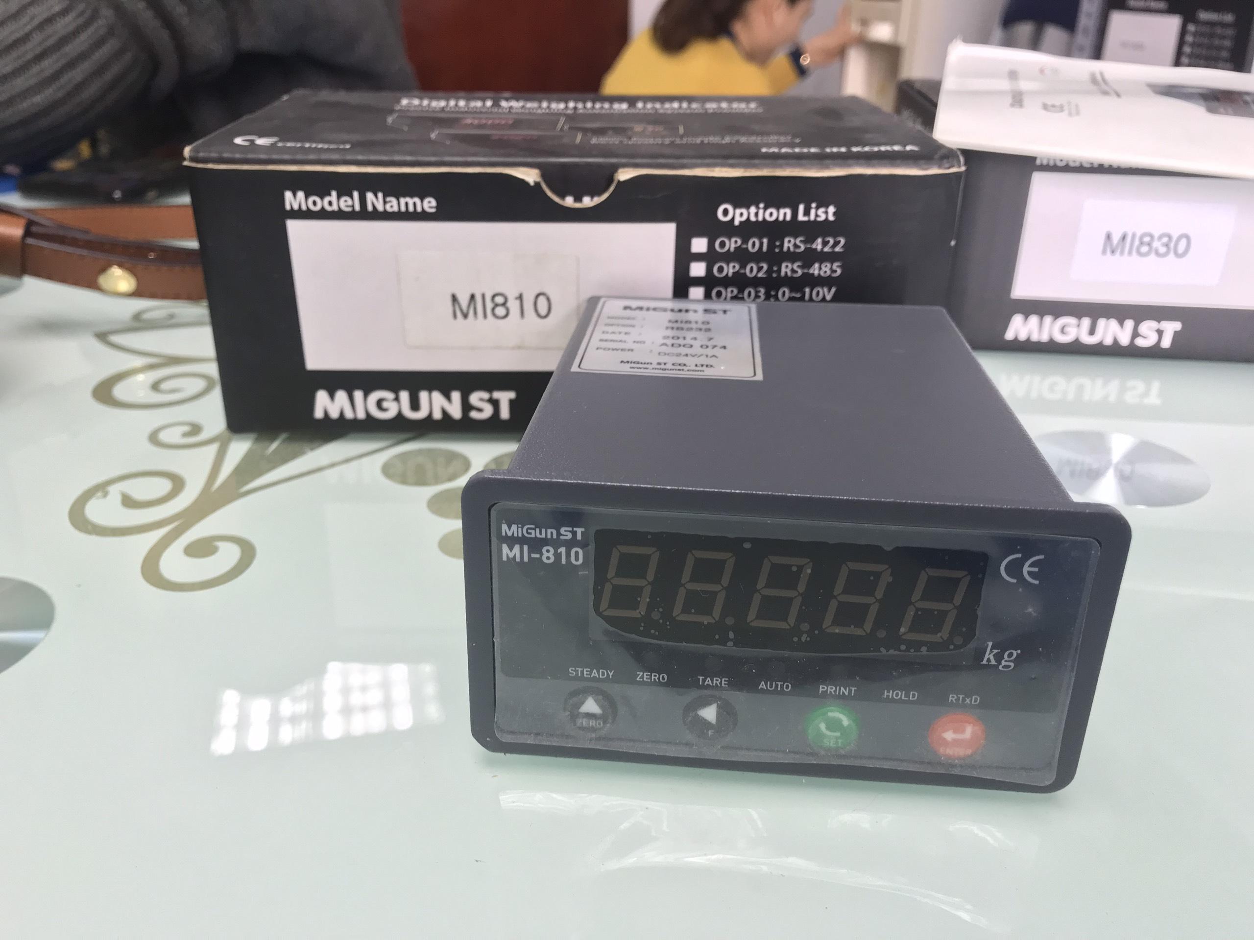 Đồng hồ cân Migun MI810