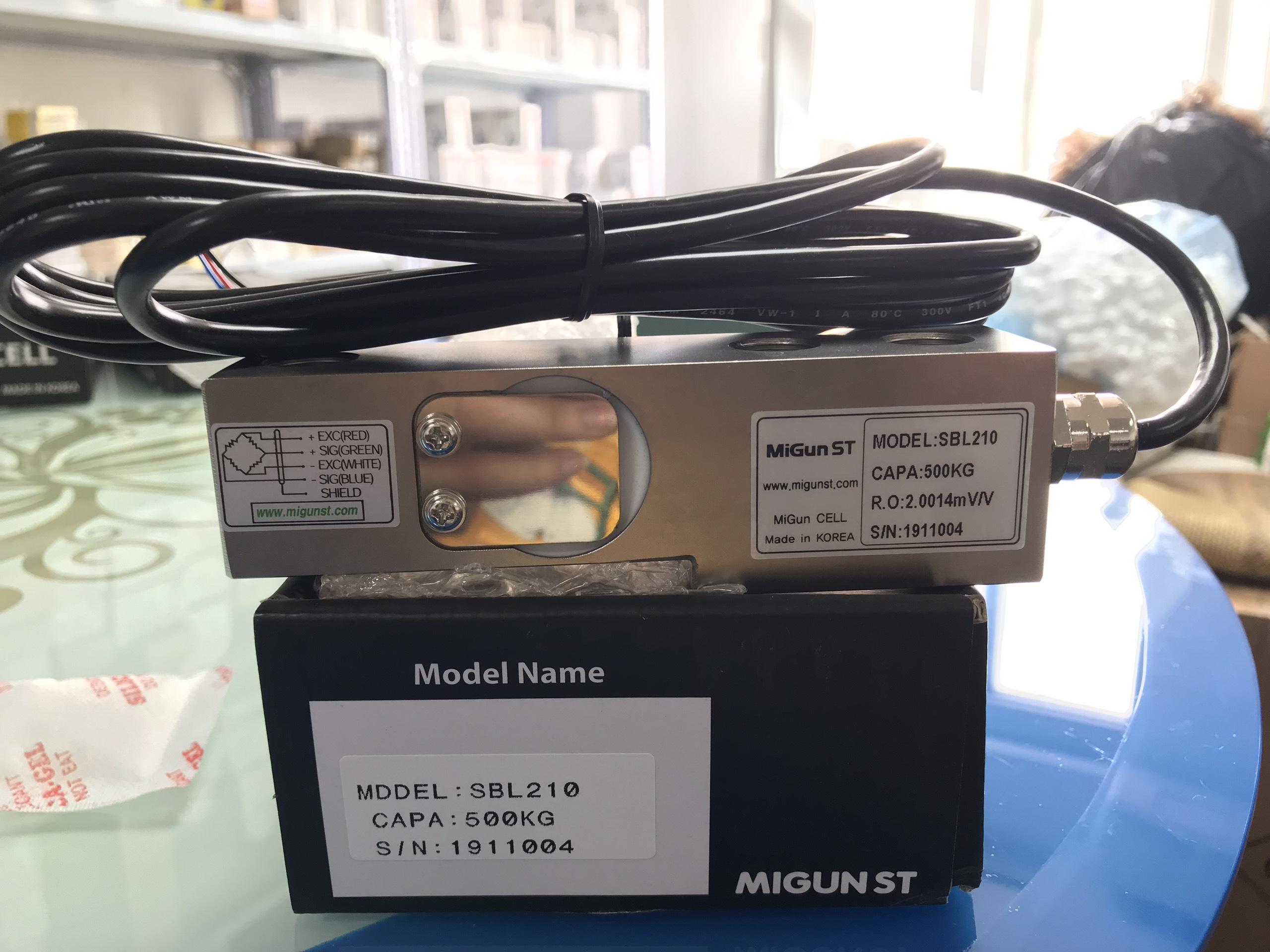 Load cell Migun SBL210-500kg