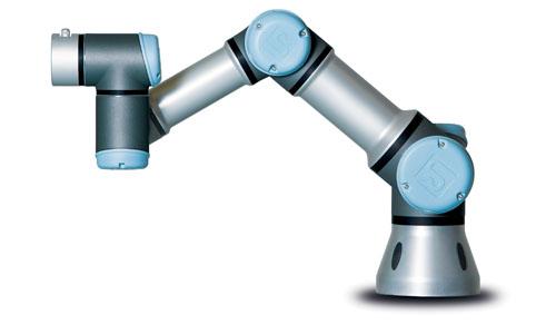 Cánh tay robots cộng tác UR3