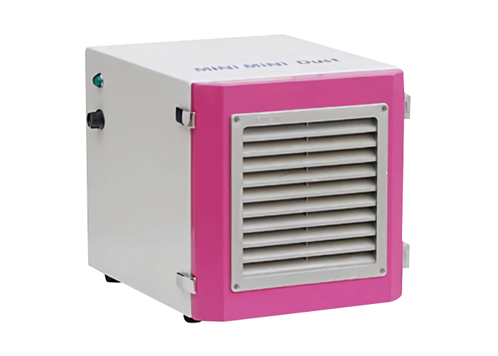Mini dust collector (Hood / Grill)