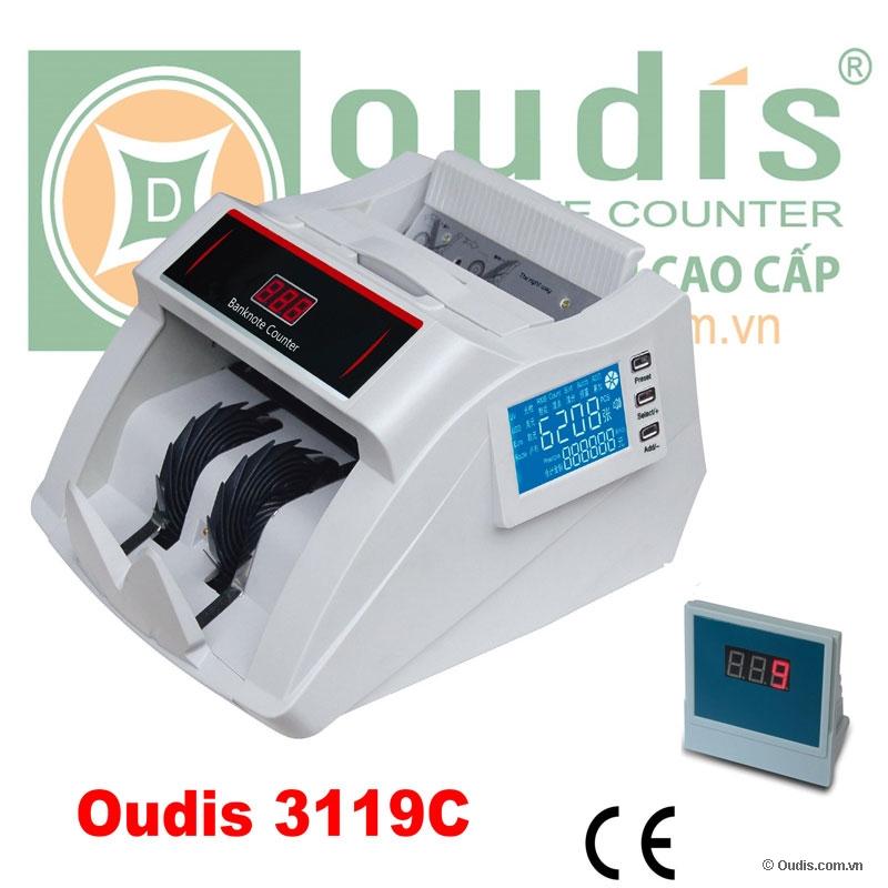 Máy đếm tiền OUDIS - 3119C