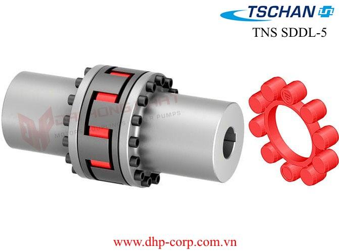 Khớp nối TSCHAN TNS SDDL-5