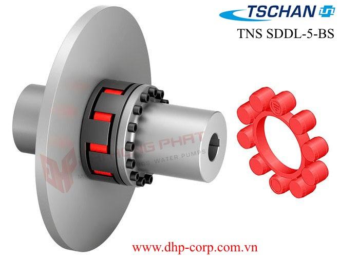 Khớp nối TSCHAN TNS SDDL-5-BS