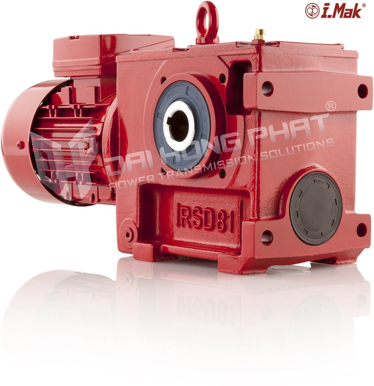 Động cơ trục vít bánh vít (IRSD Series)