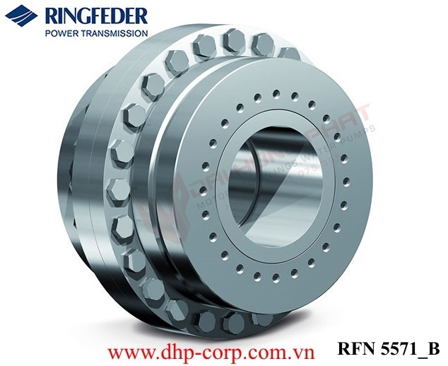 Khớp nối mặt bích Ringfeder RfN 5571 - Version B