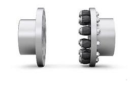 Khớp nối DHP-P550 - Khớp nối ngón - Khớp nối bulong - Pin Coupling