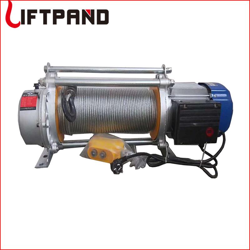 Tời đa năng KCD/DY 380V  500/1000KG  750/1500KG