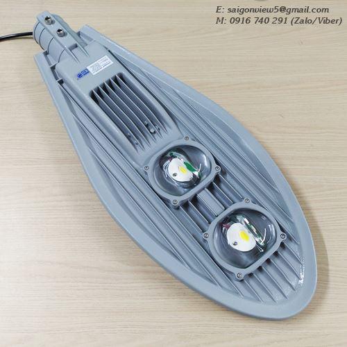 Đèn đường LED 3 cấp công suất, 5 cấp công suất lập trình theo yêu cầu