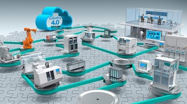 Giải pháp công nghệ nhà máy thông minh cho doanh nghiệp hỗ trợ