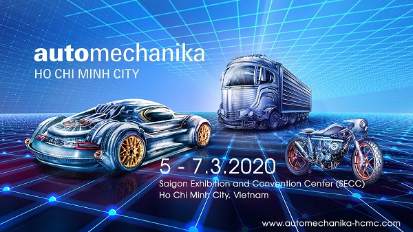 Automechanika Ho Chi Minh City 2020