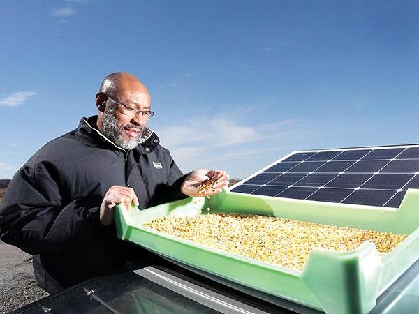Công nghệ sấy khô nhanh nông sản