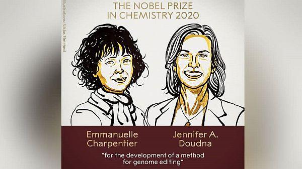 Giải Nobel hóa học 2020 vinh danh công nghệ chỉnh sửa gen Crispr/ Cas9