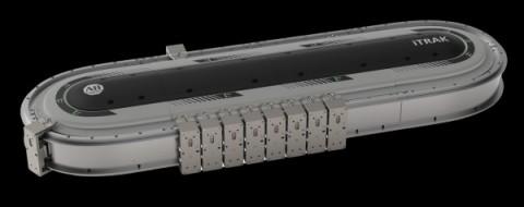 Hệ thống dẫn hướng chuyển động cỡ nhỏ iTrak 5730 mang lại nhiều lợi ích trong đóng gói thực phẩm và đồ uống