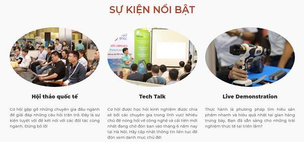 Triển lãm Mining và Construction Vietnam 2020