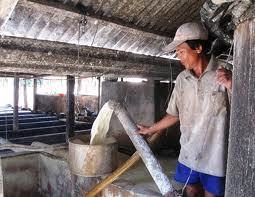 Mô hình xử lý các chất thải ở làng nghề